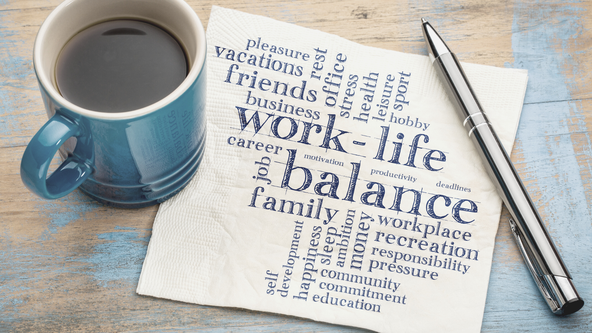 work-life balance 2